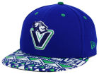 Vancouver Canucks New Era NHL Cross Colors 9FIFTY Snapback Cap Adjustable Hats