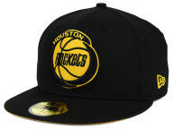New Era NBA HWC Black on Color 59FIFTY Cap Fitted Hats