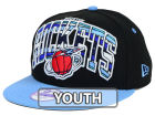Houston Rockets New Era NBA HWC Youth Out of Line 9FIFTY Snapback Cap Adjustable Hats