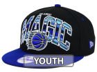 Orlando Magic New Era NBA HWC Youth Out of Line 9FIFTY Snapback Cap Adjustable Hats