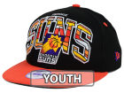 Phoenix Suns New Era NBA HWC Youth Out of Line 9FIFTY Snapback Cap Adjustable Hats