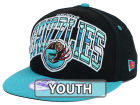 Vancouver Grizzlies New Era NBA HWC Youth Out of Line 9FIFTY Snapback Cap Adjustable Hats