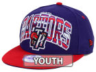 Toronto Raptors New Era NBA HWC Youth Out of Line 9FIFTY Snapback Cap Adjustable Hats