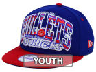 Washington Bullets New Era NBA HWC Youth Out of Line 9FIFTY Snapback Cap Adjustable Hats
