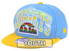 Denver Nuggets New Era NBA HWC Youth Out of Line 9FIFTY Snapback Cap Adjustable Hats