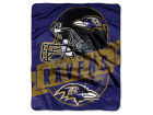 Baltimore Ravens The Northwest Company 50x60in Plush Throw Blanket