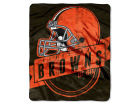 Cleveland Browns The Northwest Company 50x60in Plush Throw Blanket