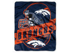 Denver Broncos The Northwest Company 50x60in Plush Throw Blanket
