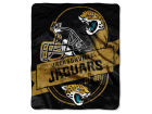 Jacksonville Jaguars 2013 Logo The Northwest Company 50x60in Plush Throw Blanket