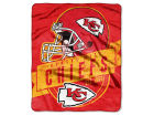 Kansas City Chiefs The Northwest Company 50x60in Plush Throw Blanket