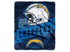 San Diego Chargers The Northwest Company 50x60in Plush Throw Blanket