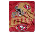 San Francisco 49ers The Northwest Company 50x60in Plush Throw Blanket