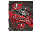 Tampa Bay Buccaneers New Flag The Northwest Company 50x60in Plush Throw Blanket