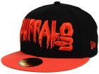 Buffalo Braves New Era NBA HWC Team Trill 59FIFTY Cap Fitted Hats