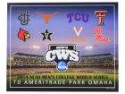 College World Series 2014 2014 CWS 8x10 Print Collectibles