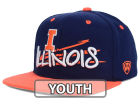 Illinois Fighting Illini Top of the World NCAA Youth Hot Streak Snapback Cap Adjustable Hats