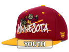 Minnesota Golden Gophers Top of the World NCAA Youth Hot Streak Snapback Cap Adjustable Hats