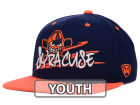 Syracuse Orange Top of the World NCAA Youth Hot Streak Snapback Cap Adjustable Hats