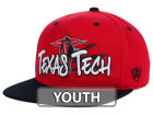 Texas Tech Red Raiders Top of the World NCAA Youth Hot Streak Snapback Cap Adjustable Hats