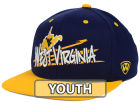 West Virginia Mountaineers Top of the World NCAA Youth Hot Streak Snapback Cap Adjustable Hats