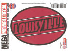 Louisville Cardinals Moveable 5x7 Decal Auto Accessories