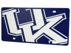 Kentucky Wildcats Mega License Plate Auto Accessories