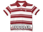 Oklahoma Sooners NCAA Toddler Striped Golf Polo Shirt Polos