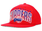 Los Angeles Clippers Mitchell and Ness NBA Teamstand Arch Snapback Cap Adjustable Hats