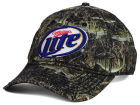 Miller Beer Fish Camo Adjustable Hat Hats