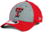 Texas Tech Red Raiders New Era NCAA Reflective Training Mesh 39THIRTY Cap Stretch Fitted Hats