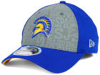 San Jose State Spartans New Era NCAA Reflective Training Mesh 39THIRTY Cap Stretch Fitted Hats