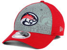 Houston Cougars New Era NCAA Reflective Training Mesh 39THIRTY Cap Stretch Fitted Hats