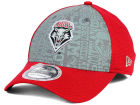 New Mexico Lobos New Era NCAA Reflective Training Mesh 39THIRTY Cap Stretch Fitted Hats