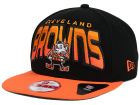 Cleveland Browns New Era NFL All Colors 9FIFTY Snapback Cap Adjustable Hats