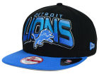 Detroit Lions New Era NFL All Colors 9FIFTY Snapback Cap Adjustable Hats