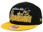 Appalachian State Mountaineers New Era NCAA Team Script 9FIFTY Snapback Cap Adjustable Hats