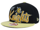 University of Central Florida Knights New Era NCAA Team Script 9FIFTY Snapback Cap Adjustable Hats
