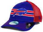 Buffalo Bills New Era NFL Frontband Trucker 9FORTY Cap Adjustable Hats