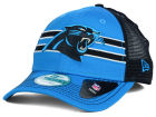 Carolina Panthers New Era NFL Frontband Trucker 9FORTY Cap Adjustable Hats