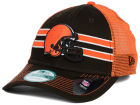 Cleveland Browns New Era NFL Frontband Trucker XP 9FORTY Cap Adjustable Hats