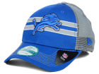 Detroit Lions New Era NFL Frontband Trucker 9FORTY Cap Adjustable Hats
