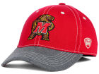 Maryland Terrapins Top of the World NCAA D'Up Stretch Cap Stretch Fitted Hats