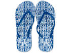 Kentucky Wildcats All Over Print Flip Flop Apparel & Accessories