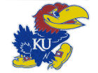 Kansas Jayhawks Holographic Color Shock Decal Auto Accessories