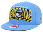 Pittsburgh Penguins New Era NHL Back Up 9FIFTY Snapback Cap Adjustable Hats