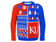 Forever Collectibles NCAA Men's Busy Block Ugly Sweater Sweatshirts