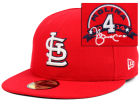 St. Louis Cardinals New Era MLB 2014 All Star Game Player Patch 59FIFTY Cap Fitted Hats