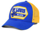 St. Louis Blues CCM Hockey NHL Patched Trucker Cap Adjustable Hats