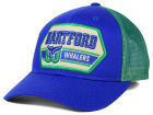 Hartford Whalers CCM Hockey NHL Patched Trucker Cap Adjustable Hats