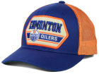 Edmonton Oilers CCM Hockey NHL Patched Trucker Cap Adjustable Hats